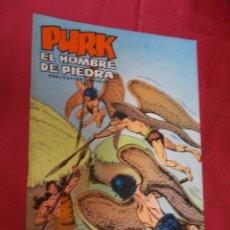 Tebeos: PURK . EL HOMBRE DE PIEDRA. Nº 42. EDITORIAL VALENCIANA.. Lote 94830451