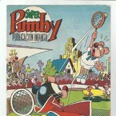 Tebeos: SUPER PUMBY 43, 1968, VALENCIANA. Lote 94845815