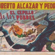 Tebeos: ROBERTO ALCAZAR YPEDRIN Nº 930 11/VII/1970 EL CEPILLO DE LOS POBRES . Lote 95000911