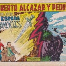 Tebeos: ROBERTO ALCAZAR YPEDRIN Nº 862 22/III/1969 LA ESPADA DE DAMOCLES . Lote 95002511