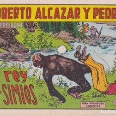 Tebeos: ROBERTO ALCAZAR Y PEDRIN Nº 955 2/I/ 19701 EL REY DE LOS SIMIOS . Lote 95003315