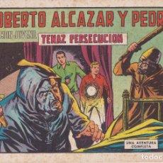 Tebeos: ROBERTO ALCAZAR Y PEDRIN Nº 989 28/VIII/1971 TENAZ PERSECUCION . Lote 95003903