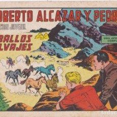 Tebeos: ROBERTO ALCAZAR Y PEDRIN Nº 991 11/IX/1971 CABALLOS SALVAJES . Lote 95004139