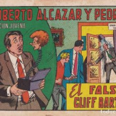 Tebeos: ROBERTO ALCAZAR Y PEDRIN Nº 983 17/VII/1971 EL FALSO CLIFF BARTON . Lote 95004315