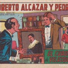 Tebeos: ROBERTO ALCAZAR Y PEDRIN Nº 1001 20/XI/1971 EL CUADRO DE VELAZQUEZ . Lote 95004663