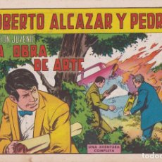 Tebeos: ROBERTO ALCAZAR Y PEDRIN Nº 948 14/XI/1970 UNA OBRA DE ARTE . Lote 95004791