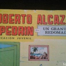 Tebeos: ROBERTO ALCÁZAR Y PEDRÍN. UN GRANUJA REDOMADO. 97. Lote 95121424