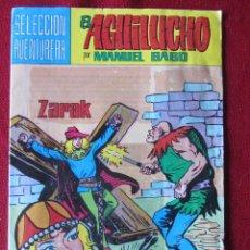 Tebeos: EL AGUILUCHO SELECCIÓN AVENTURERA. Nº 42 ED.VALENCIANA. 8/1982. Lote 95136935