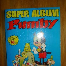 Tebeos: SUPER ALBUM PUMBY. Nº 3 [PUMBY EXTRAORDINARIO]. Lote 95141443