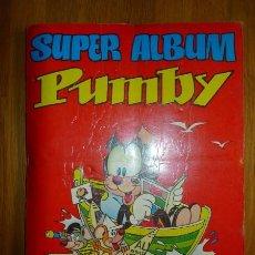 Tebeos: SUPER ALBUM PUMBY. Nº 4 [PUMBY EXTRAORDINARIO]. Lote 95141471