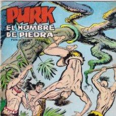 Tebeos: PURK, EL HOMBRE DE PIEDRA. COLOR. Nº 91. Lote 95172875
