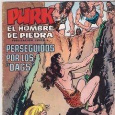 Tebeos: PURK, EL HOMBRE DE PIEDRA. COLOR. Nº 85. Lote 95172911