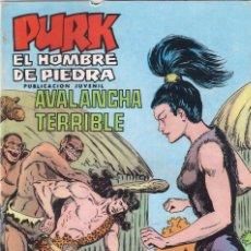 Tebeos: PURK, EL HOMBRE DE PIEDRA. COLOR. Nº 40. Lote 95173539
