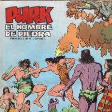 Tebeos: PURK, EL HOMBRE DE PIEDRA. COLOR. Nº 17. Lote 95173579
