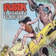 Tebeos: PURK, EL HOMBRE DE PIEDRA. COLOR. Nº 16. Lote 95173603