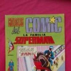 Tebeos: COLOSOS DEL COMIC LA FAMILIA SUPERMAN 12 ULTIMO DE LA SERIE. Lote 95190263