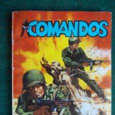 Tebeos: COMANDOS CADENA DE MANDO EDITORIAL VALENCIANA SA 1981. Lote 95255651