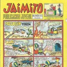 Tebeos: JAIMITO Nº 971 AÑO XXIII EN MUY BUEN ESTADO. Lote 95559163