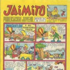 Tebeos: JAIMITO Nº 1144 AÑO XXVI EN MUY BUEN ESTADO. Lote 95559259
