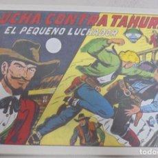 Tebeos: TEBEO. LUCHA CONTRA TAHURES CON EL PEQUEÑO LUCHADOR. Nº 147. Lote 95669187