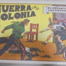 Tebeos: TEBEO. GUERRA EN LA COLONIA CON EL PEQUEÑO LUCHADOR. Nº 8. Lote 95670515