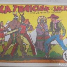Tebeos: TEBEO. LA TRAICION DE JACK CON EL PEQUEÑO LUCHADOR. Nº 2. Lote 95670727
