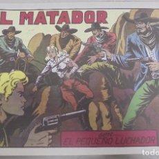 Tebeos: TEBEO. EL MATADOR CON EL PEQUEÑO LUCHADOR. Nº 51. Lote 95671275