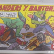 Tebeos: TEBEO. SANDERS Y BARTONS CON EL PEQUEÑO LUCHADOR. Nº 122. Lote 95671431