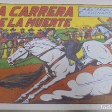 Tebeos: TEBEO. LA CARRERA DE LA MUERTE CON EL PEQUEÑO LUCHADOR. Nº 110. Lote 95671879
