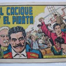Tebeos: LOTE 49 EJEMPLARES MILTON EL CORSARIO - VALENCIANA - VER DESCRIPCION. Lote 95693827