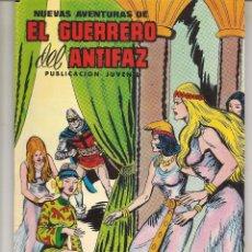 Livros de Banda Desenhada: EL GUERRERO DEL ANTIFAZ. NUEVAS AVENTURAS. Nº 71. LAS MUJERES DE GALUEF. VALENCIANA 1980.(C/A58). Lote 95769055