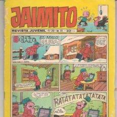 Tebeos: JAIMITO. Nº 1309. VALENCIANA 1976.(C/A58). Lote 95769767