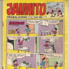 Tebeos: JAIMITO. Nº 1550. VALENCIANA 1979.(C/A58). Lote 95769979