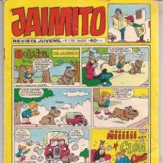 Tebeos: JAIMITO. Nº 1556. VALENCIANA 1980.(C/A58). Lote 95770051