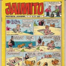 Tebeos: JAIMITO. Nº 1558. VALENCIANA 1980.(C/A58). Lote 95770159