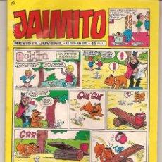 Tebeos: JAIMITO. Nº 1560. AVENTURA DEL OESTE DIBUJADA POR AMBRÓS. VALENCIANA 1980.(C/A58). Lote 95770335