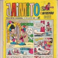 Tebeos: JAIMITO. Nº 1580. AVENTURA DEL OESTE DIBUJADA POR VANÓ. VALENCIANA 1981.(C/A58). Lote 95770507