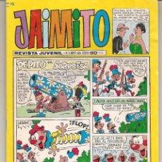 Tebeos: JAIMITO. Nº 1607. VALENCIANA 1982.(C/A58). Lote 95770567