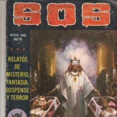 Tebeos: S- O. S. Nº 18. SEGUNDA ÉPOCA. VALENCIANA 1981. (C/A58). Lote 95771007