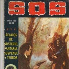 Tebeos: S- O. S. Nº 20. SEGUNDA ÉPOCA. VALENCIANA 1981. (C/A58). Lote 95771083