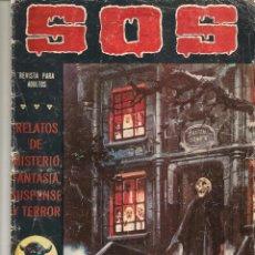 Tebeos: S- O. S. Nº 21. SEGUNDA ÉPOCA. VALENCIANA 1981. (C/A58). Lote 95771147