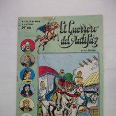Tebeos: EL GUERRERO DEL ANTIFAZ. Nº 28. EL BANDIDO DEL DESIERTO. 3ª EPOCA. 1973. TDKC28. Lote 95877731