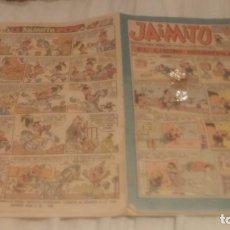 Tebeos: JAIMITO Nº495 EDITORIAL VALENCIANA. Lote 95985099
