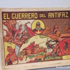 Tebeos: EL GUERRERO DEL ANTIFAZ Nº 1 - VALENCIANA ORIGINAL (DISPONIBLES MUCHOS NUM. SUELTOS DE LA COLECCION). Lote 96072959