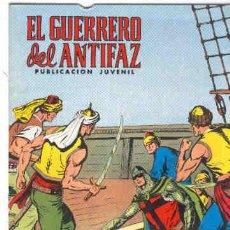 Tebeos: EL GUERRERO DEL ANTIFAZ. COLOR. Nº 88. Lote 96094639