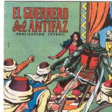Tebeos: EL GUERRERO DEL ANTIFAZ. COLOR. Nº 89. Lote 96094835