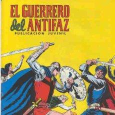Tebeos: EL GUERRERO DEL ANTIFAZ. COLOR. Nº 318. Lote 96095787