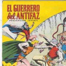Tebeos: EL GUERRERO DEL ANTIFAZ. COLOR. Nº 309. Lote 96095951