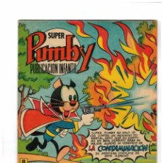 Tebeos: SUPER PUMBY Nº 108 -MUY BUENO-. Lote 96104219