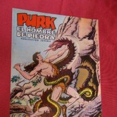 Tebeos: PURK . EL HOMBRE DE PIEDRA. Nº 63. EDITORIAL VALENCIANA.. Lote 96117211